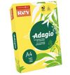 Papel Color Suave Amarillo A4 80Grs