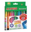 Rotuladores Pack 12 Alpino