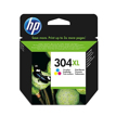 Cartuchos de Tinta HP Nº304XL Color