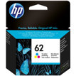 Cartuchos de Tinta HP Color C2P06A - (62)