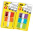 Dispensadores de Notas Reposicionables Index Verm/Larj/Amar Post-It