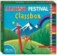 Lápices de Colores Alpino Festival Classbox 288