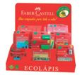 Expositor de Lápices de Color Faber Castell EcoLápices