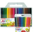 Rotuladores Fibra Juicy Pack 12