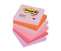 Notas Reposicionables 76x76mm Post-It Alegria 6 Bloques