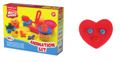 Kit de Pasta de modelar Animation Set 3 Colores x 35 g