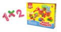 Kit de Pasta de modelar Magic Numbers 4 Colores x 35 g