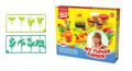 Kit de Pasta de modelar My Flower Garden 6 Colores x 35 g