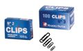 Clips Labiados Nº2 32mm