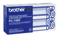 Cartucho de Tinta Brother 4 Rollos de Recarga PC74RF