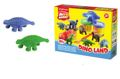 Kit de Pasta de modelar Dino Land 3 Colores x 35 g
