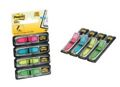 Dispensador de Notas Reposicionables Index Setas 4 Colores Post-It
