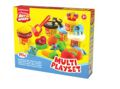 Kit de Pasta de modelar Multi Playset 5 Colores x 35 g
