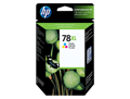 Cartuchos de Tinta HP Color C6578A - (78)