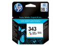 Cartuchos de Tinta HP Color C8766E - (343)