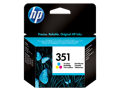 Cartuchos de Tinta HP Color CB337E - (351)