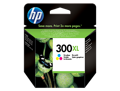Cartuchos de Tinta HP Color CC644E - (300 XL)