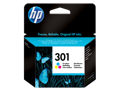Cartuchos de Tinta HP Color CH562EE - (301)