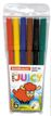 Rotuladores Fibra Juicy Pack 6
