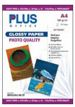 Papel Photo 20 Hojas 180 Gr 2880 Dpi Plus ( Glossy )