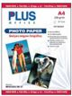 Papel Photo 20 Hojas 230 gr 2880 Dpi Plus