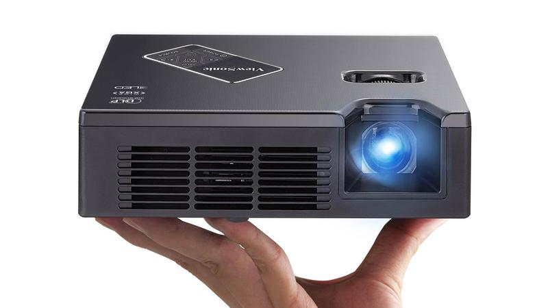 Videoprojector Viewsonic PLED-W800 LED PORTATIL