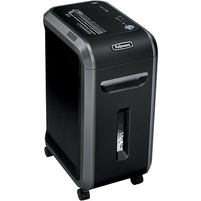 Destructora de Papel Fellowes 99Ci, 18fls, 34L