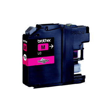 Cartucho de Tinta Brother Magenta LC121M
