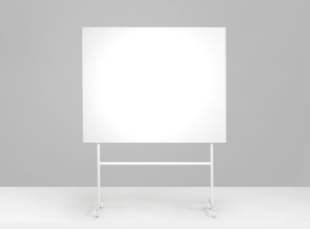Tabla Magnetico Blanco 150,7x196x50cm ONE Mobile Whiteboard