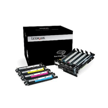 Kit Negro y Color Imaging Lexmark 70C0Z50