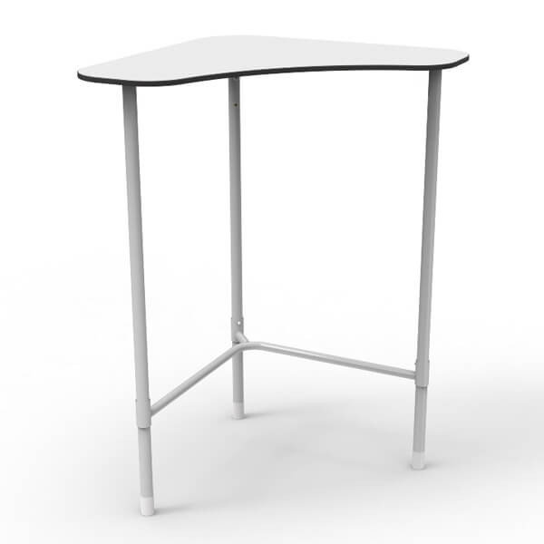 Mesa Alta Regulable Desk 71x71x89-98-107cm