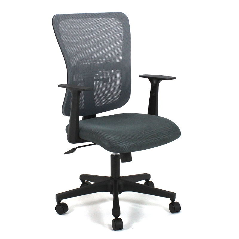 Sillas de oficina c ruedas y apoyabrazos gaia pl for Ruedas para sillas de oficina